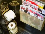 ACL Festival's luxurious Porta Potty offering the gold standard to six lucky customers (Slideshow)