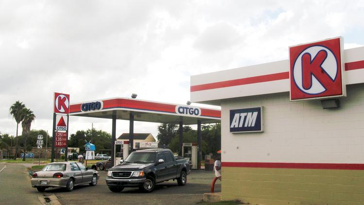 Circle K Gas Prices >> Texas Fuel Prices Could Be Facing Calm Before The Storm