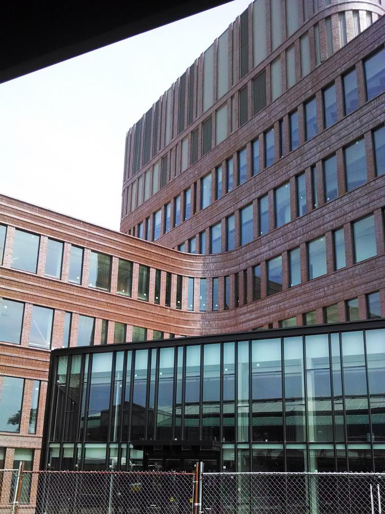 The Ferdinand Building in Roxbury will be home to the Roxbury Innovation Center.