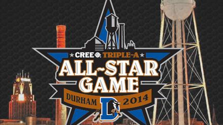 This week's Triple-A All-Star events at Durham Bulls Athletic Park are expected to generate $3.3 million in visitor spending.