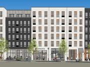 Portland-based Capstone Partners has joined with former C.E. John Inc. principals to develop Slabtown Marketplace, a $46 million, LEED-designed mixed-use project anchored by New Seasons Market at Con-way. The project includes L.L. Hawkins, a 113-unit apartment building with street-level retail.
