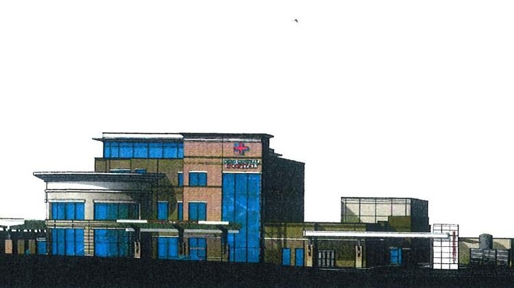 Texas' Adeptus Health Inc. is proposing to build a new hospital in the Polaris area.