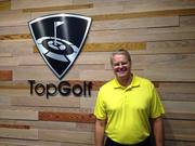 Former COO Ken May will become CEO of TopGolf, which has been rapidly growing throughout the country.