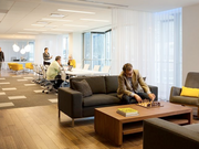 Pipeline will fashion its Center City offices in a similar design as its Miami space, as seen here.