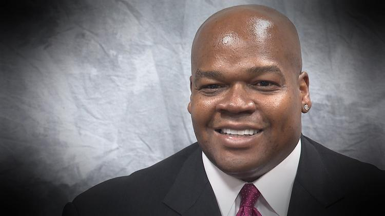 Baseball legend Frank Thomas played 16 seasons for the Chicago White Sox.