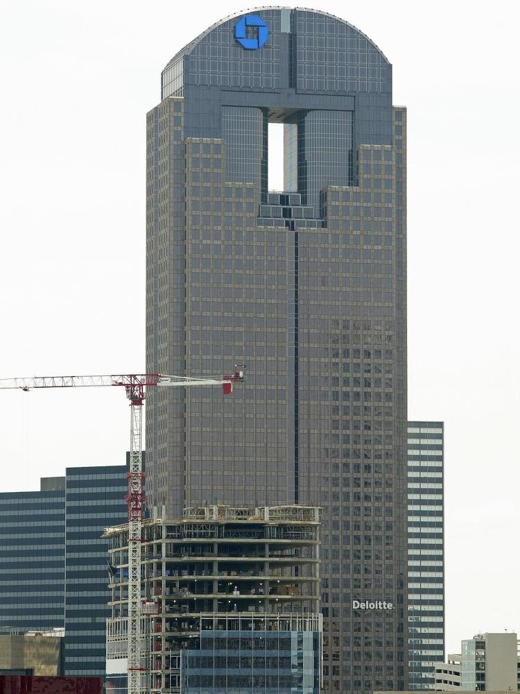 Locke Lord Firm Inks Big Deal In Downtown Dallas Dallas Business Journal