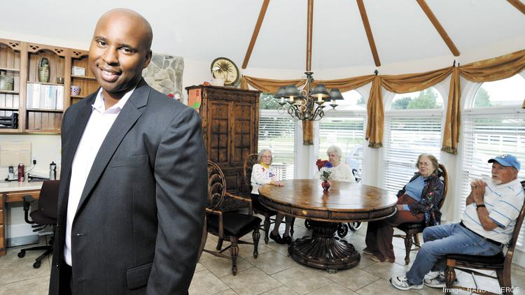 James Scruggs is expanding his network of homes for seniors with memory impairment