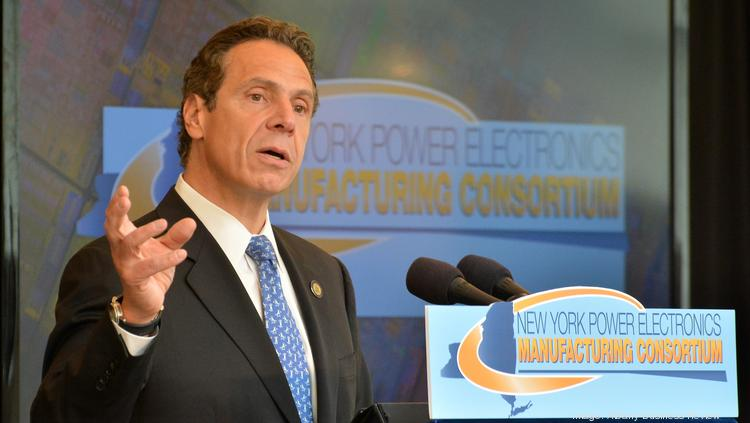 New York Gov. Andrew Cuomo continues to hold a wide lead over Westchester County executive Robert Astorino in the gubernatorial race, according to a new poll by Siena Research Institute.