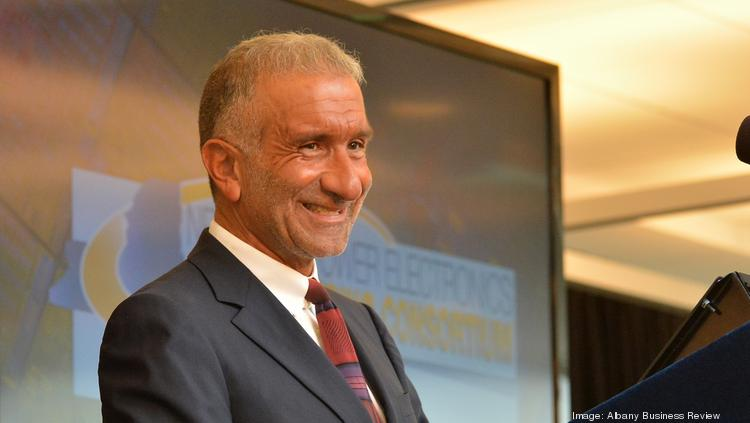Alain Kaloyeros is CEO of the College of Nanoscale Science and Engineering in Albany. The nanocollege will house a new $500 million New York Power Electronics Manufacturing Consortium.