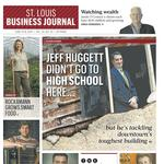 Unlocked: Jeff Huggett didn't go to high school here—but he's tackling downtown's toughest building