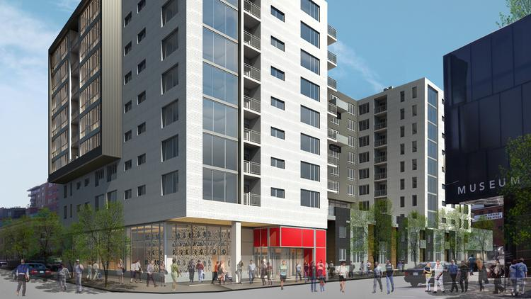 Verve Apartments Opens In Downtown Denver Wednesday
