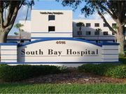 A three-story bed tower is planned for South Bay Hospital in Sun City Center.