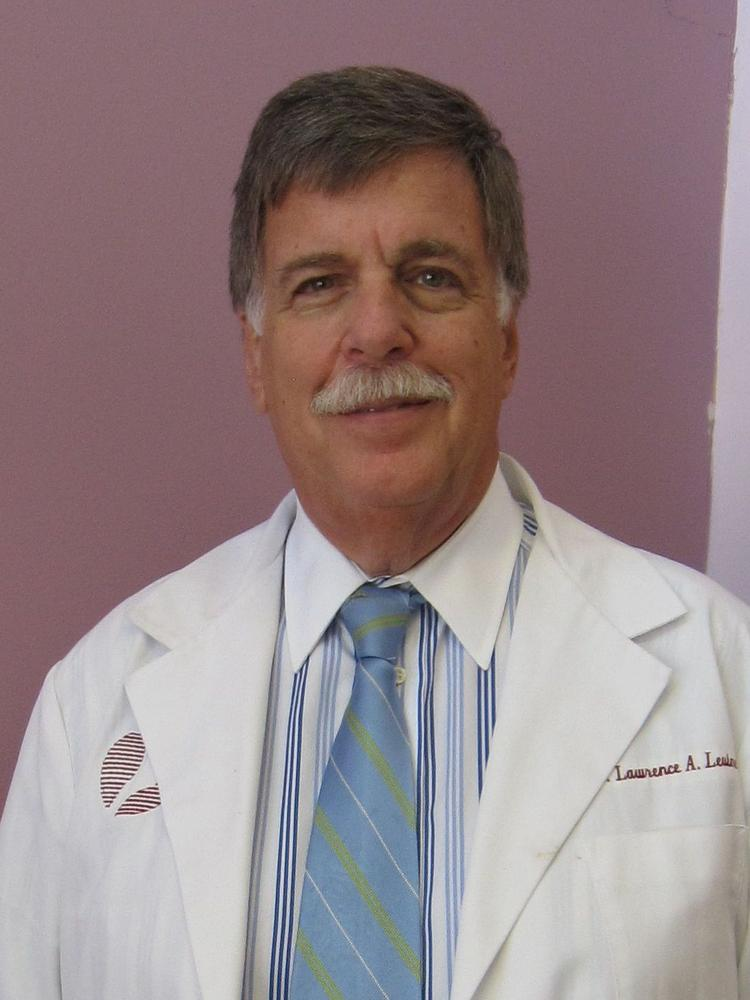 Dr. Lawrence Levine founder of Foot Health Centers.