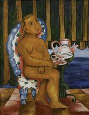 """Cundo Bermudez, """"Mujer tomando cafe"""" (Woman Drinking Coffee), circa 1940s, Oil on board laid down on canvas"""