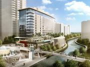 The Westin, The Woodlands will include 302 rooms and 15,000 square feet of meeting space.