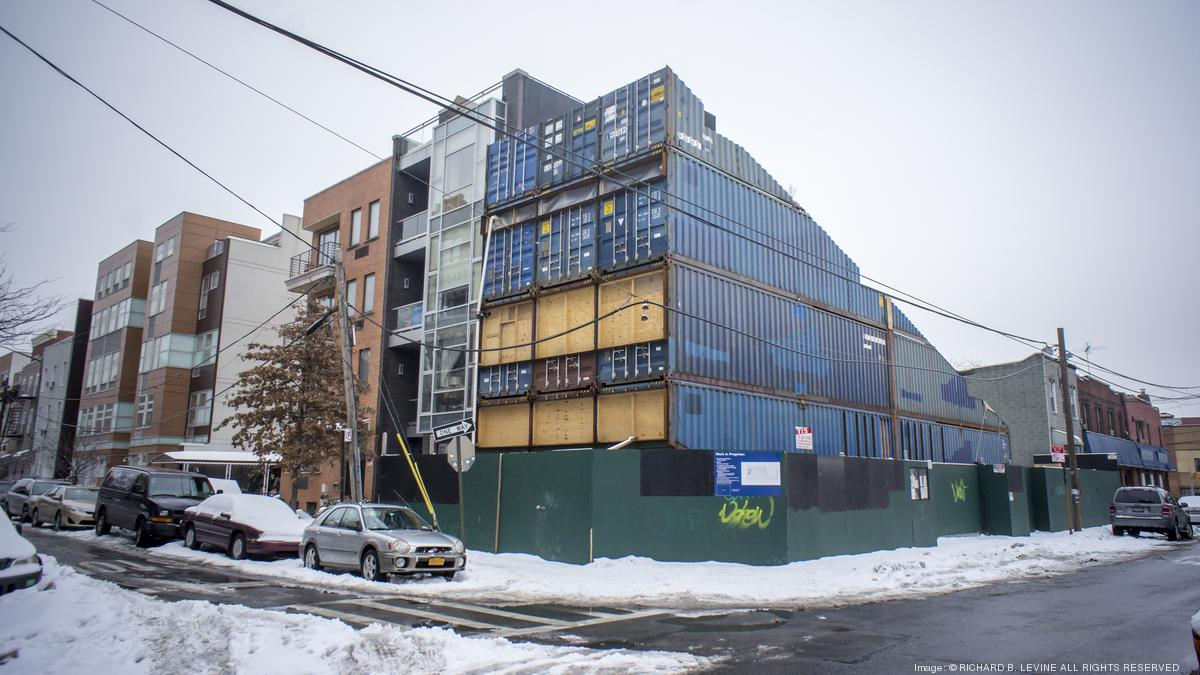 Shipping container apartments unprecedented, but still permitted ...