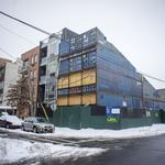 Shipping container apartments unprecedented, but still permitted, in D.C.