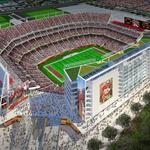 HNTB-designed 49ers stadium opens Thursday