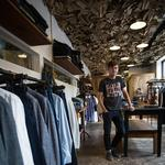 Raleigh clothing entrepreneur teams up with Kate Spade