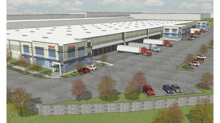 Construction of the first phase of the 1.6-million-square-foot Des Moines Creek Business Park will start Monday, according to the developer, Panattoni. MetLife Inc. is investing in the project along with other Panattoni developments around the country.