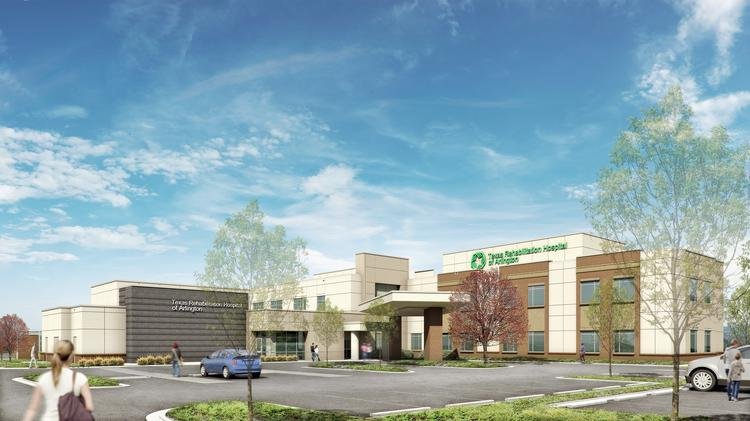 The Sanders Trust, a group out of Birmingham, says it plans to start construction on a new $16 million, 40-bed inpatient rehabilitation hospital in Arlington.