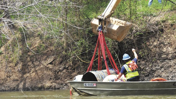 The massive coal ash spill on the Dan River in February seized lawmakers' attention.