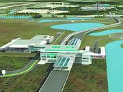 Construction manager Hensel Phelps Construction Co. and Kiewit-Turner are expected to start taking bids sometime this summer from interested firms for work on the first phase of Orlando International Airport's $1 billion south terminal.