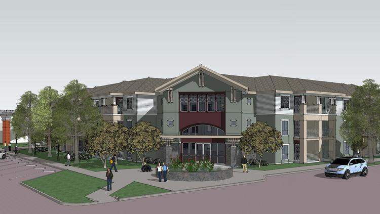 curtis park court gets tax credits to build affordable housing