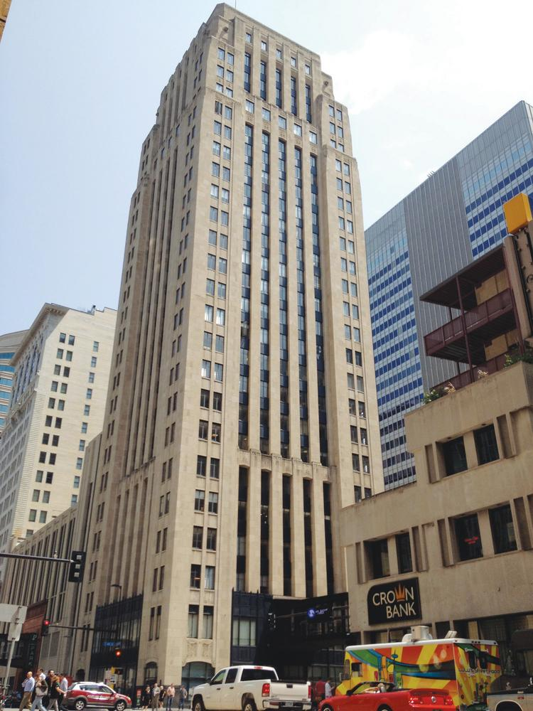 Felton Properties Inc. confirmed this week that it intends to buy the 26-story Rand Tower in Minneapolis.