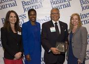 2013 Diversity Award winner GM Consulting President and CEO William Mora.