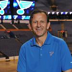 Why the Blues CEO keeps going to Kansas City