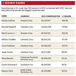 Drilling down: Inside the 100 highest-paid executives list