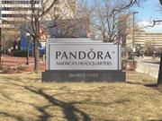 Here S What Pandora Jewelry S New Sign Atop 250 W Pratt
