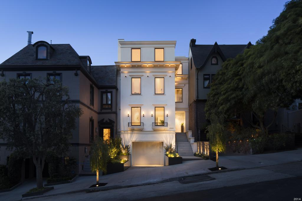 Pacific Heights View LEED Platinum Residence