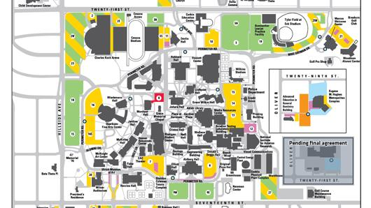 Wichita State Upping Parking Permit Requirements For Its Main Campus