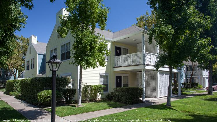 Awesome Savannah Court Apartments At 4337 Norwood Ave. In North Sacramento Sold  Recently For $14.025 Million