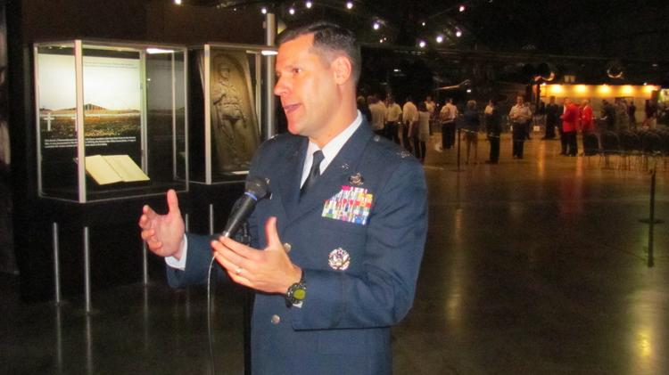 Col. John Devillier took command of the 88th Air Base Wing — the host wing for Wright-Patt on Thursday.