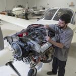 Triad's aviation cluster diverse — and growing