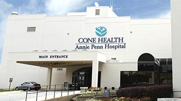 Annie Penn Hospital in Reidsville is seeking to expand its endoscopy services.