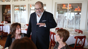 The 54-year-old Bartolotta was diagnosed in his early 20s, long before he and his brother, Paul, started Ristorante Bartolotta, Lake Park Bistro, Harbor House or any of their other restaurants in southeastern Wisconsin.Click here for story.