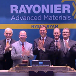 Rayonier Advanced Materials pulls through in first year on its own