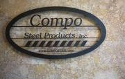 Compo Steel Products leaders are projecting sales to double over the next three years.Click here for story.