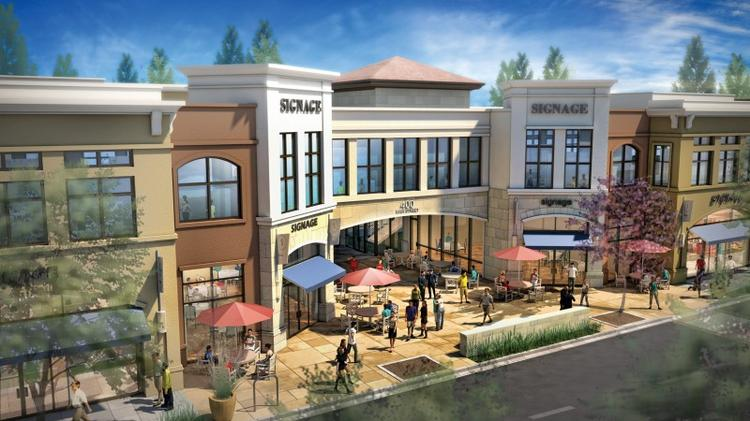 DES Architects + Engineers designed 400 Main St. in downtown Los Altos.