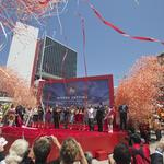 See the 49ers' ribbon cutting ceremony at Levi's Stadium