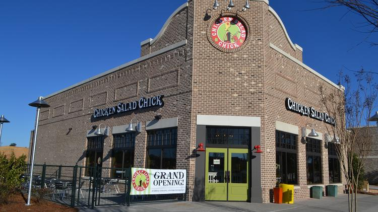 Chicken Salad Chick has plans to open a new location in Homewood.