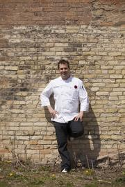 David Magnasco is executive chef of The Milwaukee Club. Click here for story.