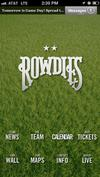 Rowdies develop app to boost fan interaction