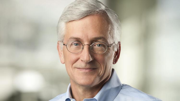 Dick Henriques is stepping down as CFO from the Bill & Melinda Gates Foundation.