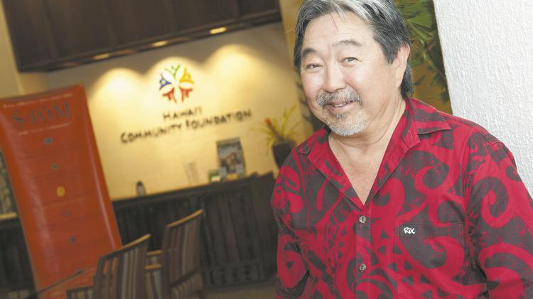 Kelvin Taketa is president and CEO of the Hawaii Community Foundation, the state's largest nonprofit investor, which oversees more than 650 funds and $572 million in assets.