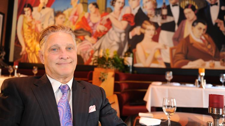 """Jeff Ruby's Steakhouse in downtown Cincinnati received a """"Best of Award of Excellence"""" ranking in Wine Spectator for its wine list."""